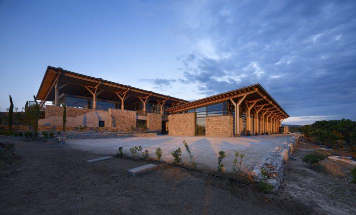 Chios Mastic Museum, exterior view
