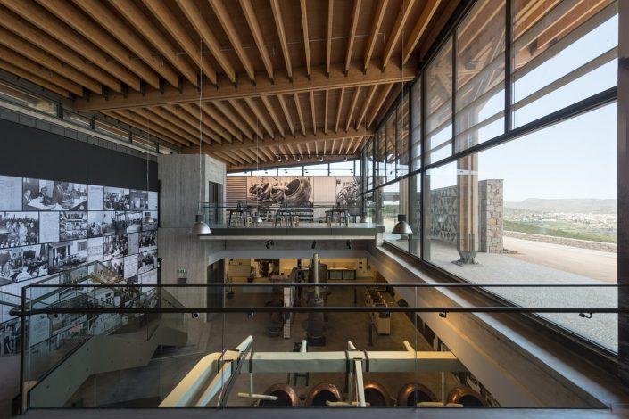 Μουσείο Μαστίχας Χίου, εσωτερικό