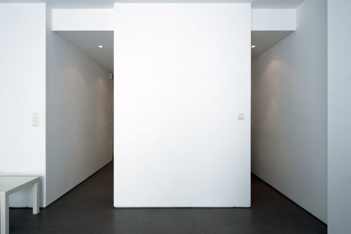 Hamlet student studios, interior