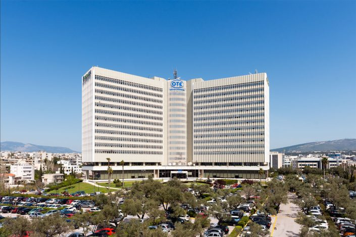 COSMOTE, telecommunications group of companies, headquarters in Athens