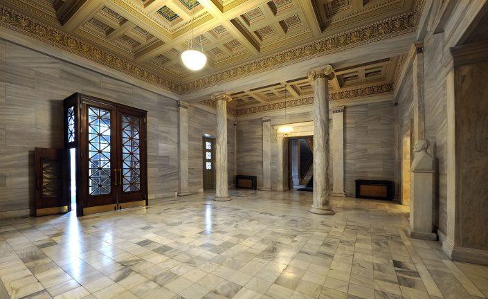 Hellenic Parliament, foyer