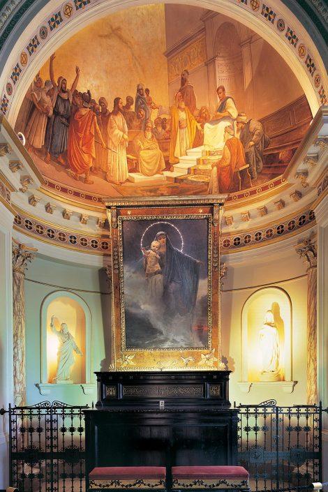 Achilleion, chapel