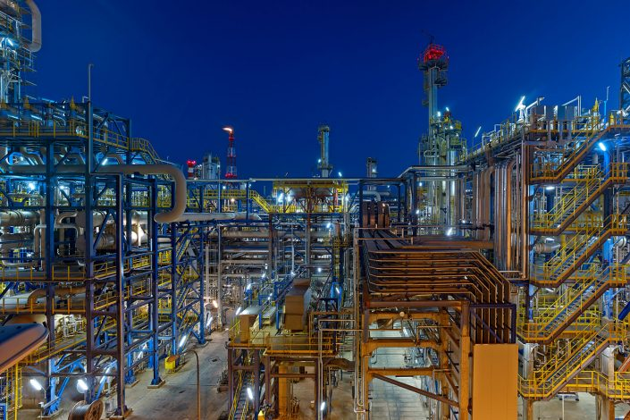 Hellenic Petroleum, Elefsina