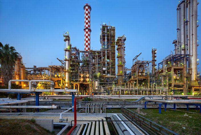 Hellenic Petroleum, Aspropyrgos