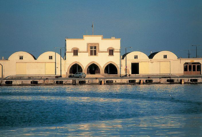 Rhodes Port, Rhodes