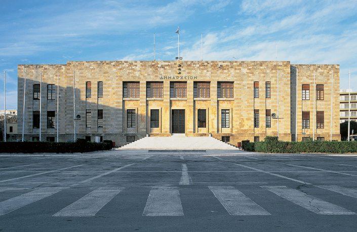 Town hall, Rhodes