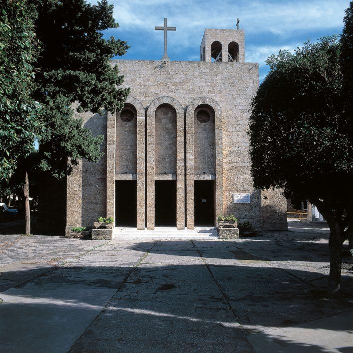 Καθολική εκκλησία Αγίου Φραγκίσκου, Ρόδος
