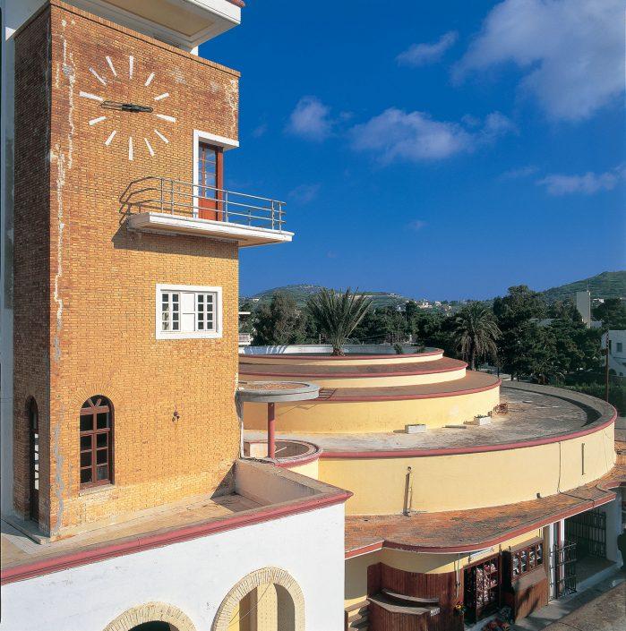 Clock, Leros