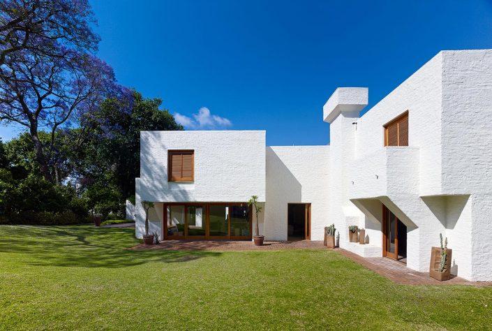 Bea Smithers house, Johannesburg