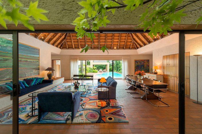 Van Straaten residence, Johannesburg - interior