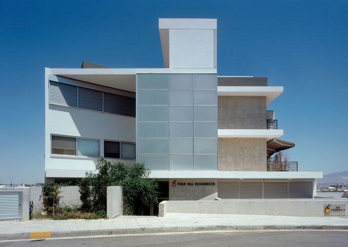 Four Hill Residences, Nicosia