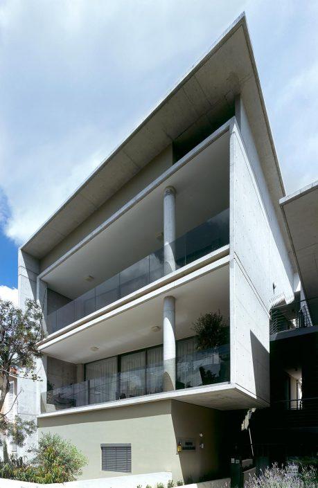 Nydia Mansions, Nicosia