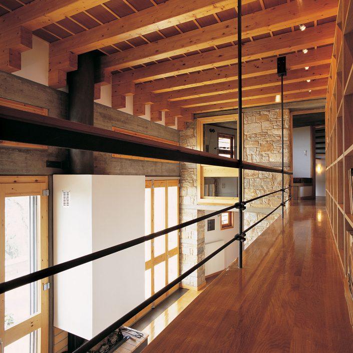 Εξοχική κατοικία στις Μηλιές Πηλίου, εσωτερικό