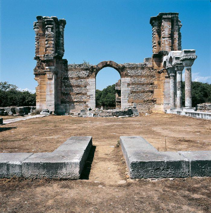 Philippoi, Kavala