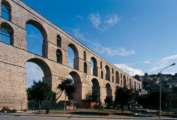 Aqueduct, Kavala