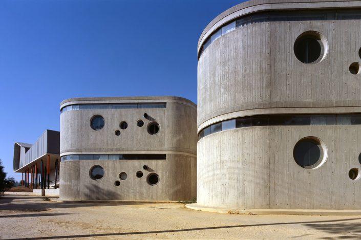 Νέο Κτίριο Επιστημών, Αγγλική Σχολή Κύπρου