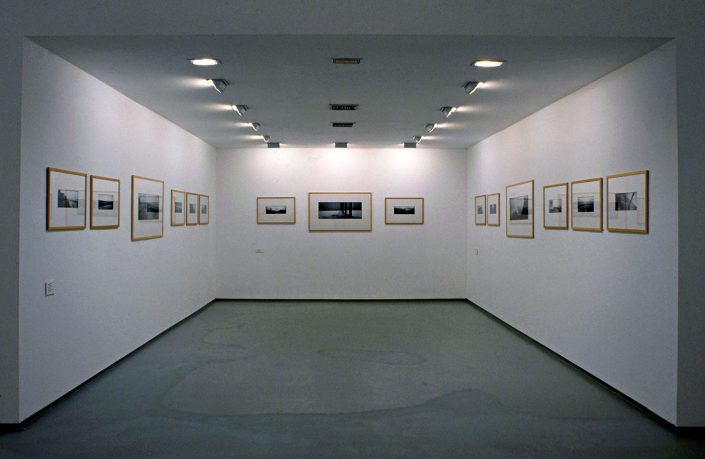 No Man's Land, Γκαλερί Επίκεντρο, Αθήνα, 1997