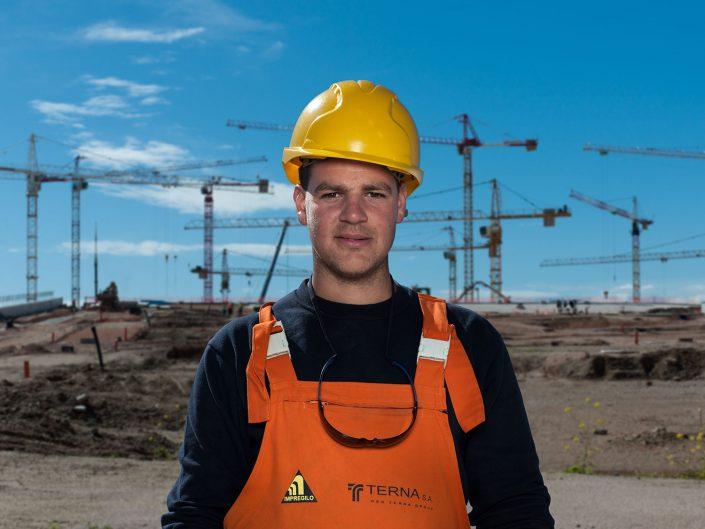 Worker, SNFCC