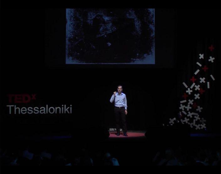 Παρουσίαση Γερόλυμπου στο TEDx Θεσσαλονίκης 2013