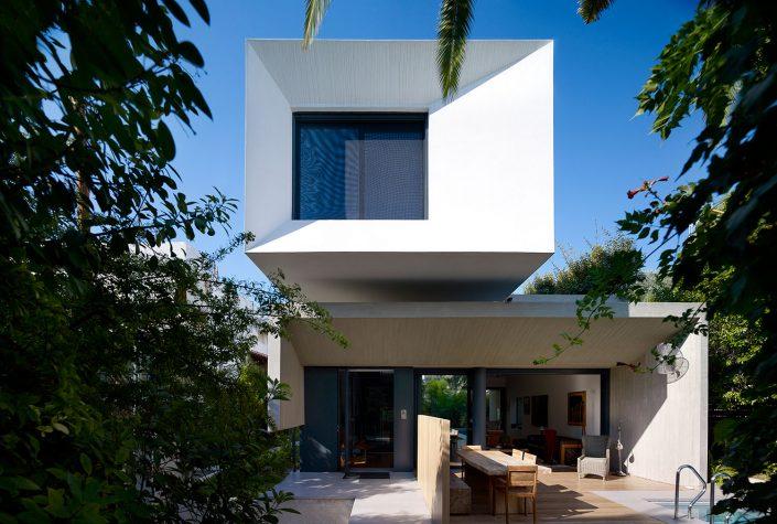 Κατοικία σε κήπο, SParch, αρχιτέκτων Ρένα Σακελλαρίδου