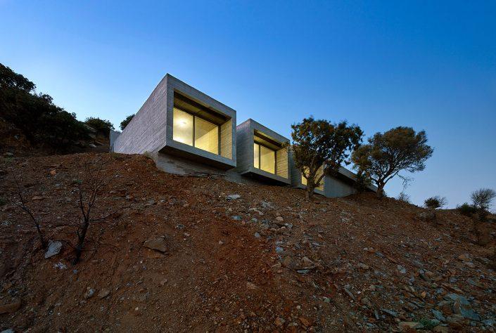 House in Kea III, Kokkinou-Kourkoulas architects