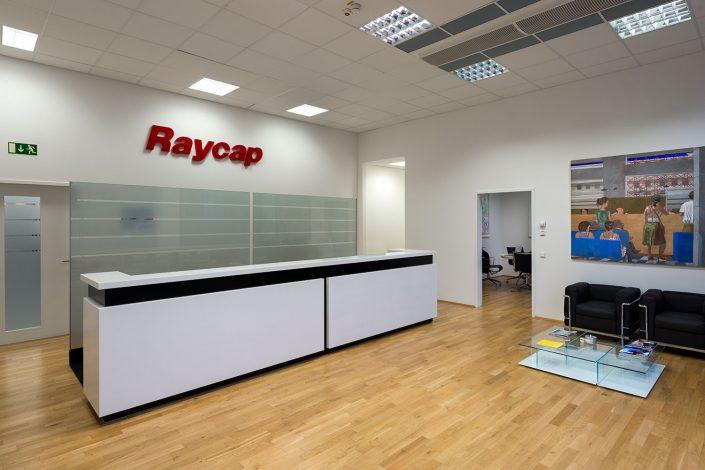 Γραφεία Raycap, Μόναχο, εσωτερικό