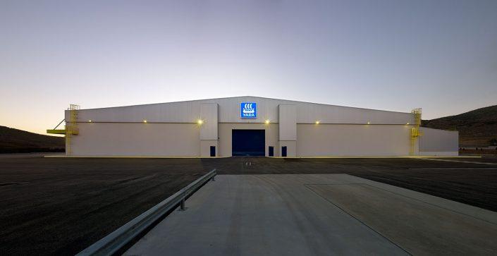 YARA Hellas, βιομηχανική εγκατάσταση στη ΒΙ.ΠΕ Βόλου, κατασκευή Μπάλλιαν Τεχνική Α.Ε.
