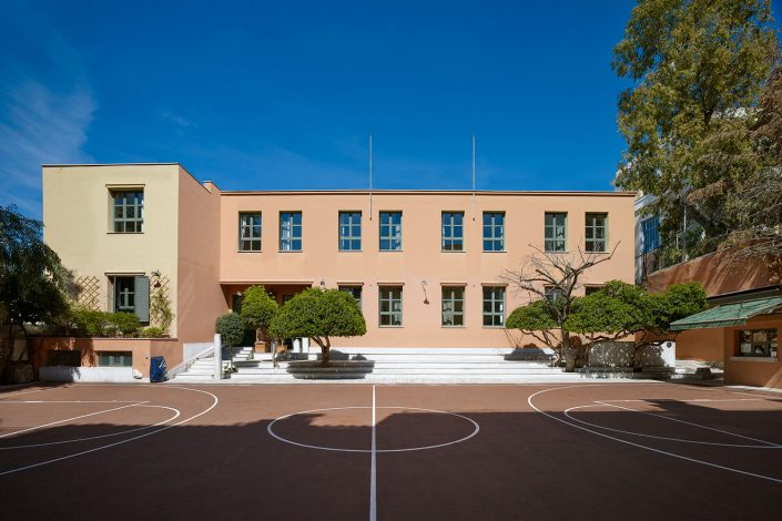 Hill Memorial School