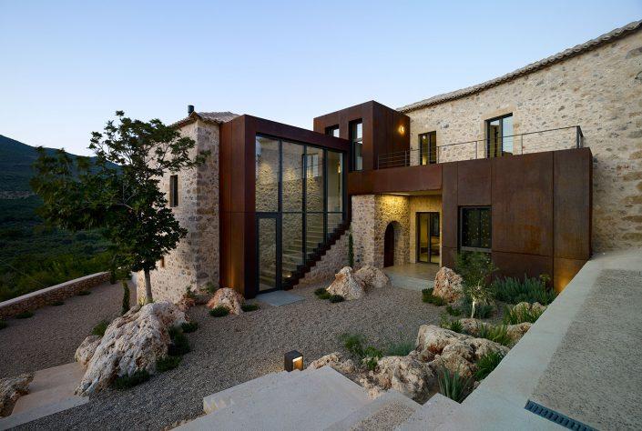 House in Kardamyli