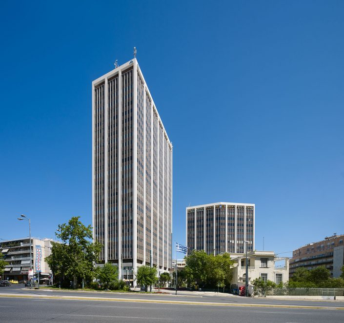 Athens Tower