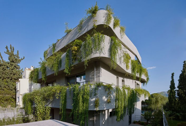 Floating Gardens, DECA architecture